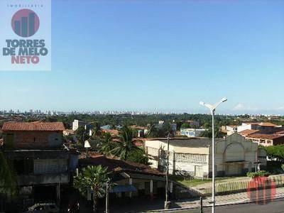 Apartamento com 1 dormitório para alugar, 45 m² por R$ 700/mês - Parangaba - Fortaleza/CE - Foto 2