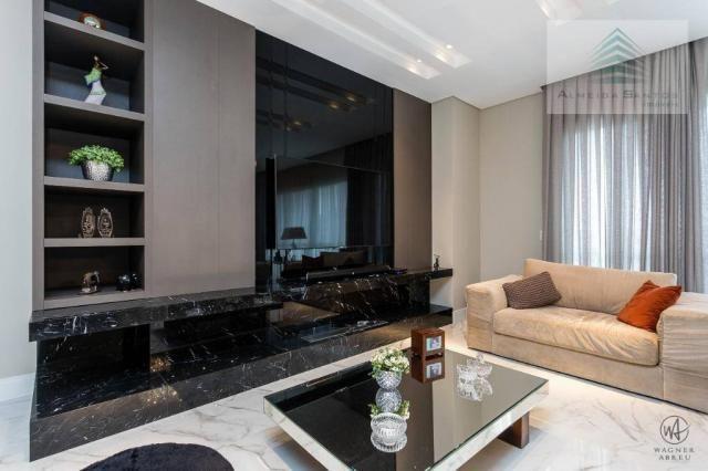 Apartamento à venda, 185 m² por r$ 1.549.000,00 - campo comprido - curitiba/pr - Foto 7