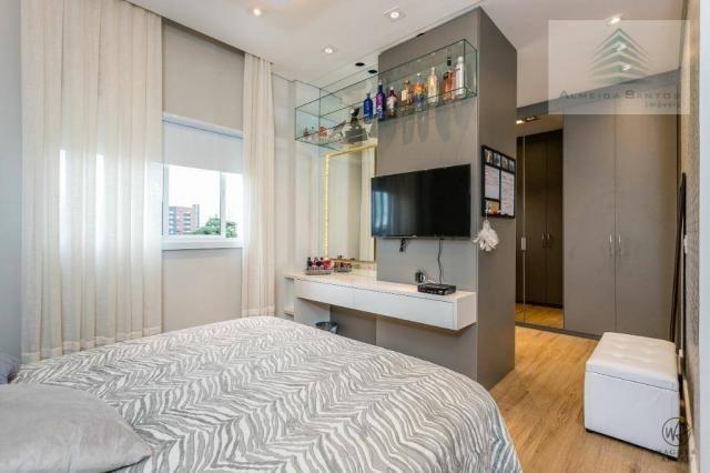 Apartamento à venda, 185 m² por r$ 1.549.000,00 - campo comprido - curitiba/pr - Foto 19