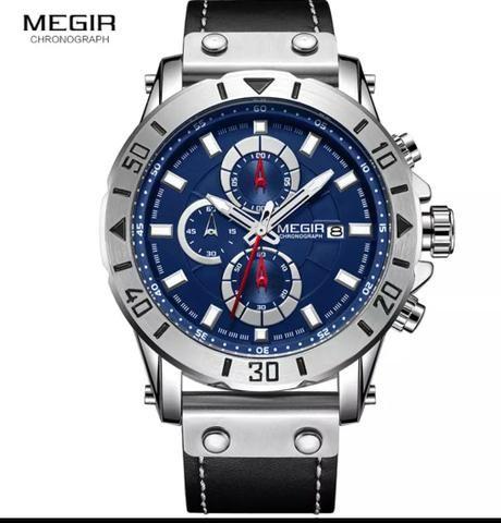 Relógio Multifuncional Original MEGIR - Foto 2
