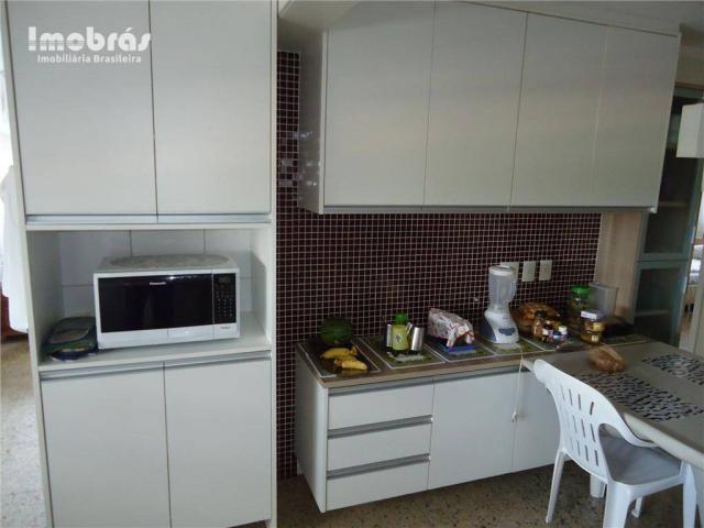 Apartamento  residencial à venda, Dionisio Torres, Fortaleza, Ed. Porte de Lyon. - Foto 12