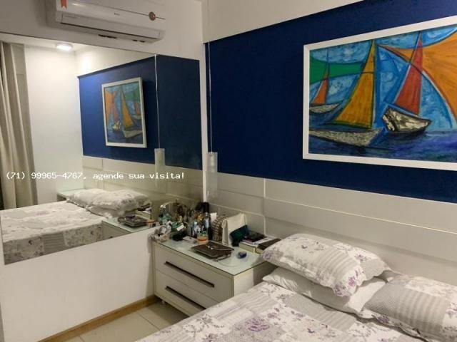 Apartamento para venda em salvador, armação, 3 dormitórios, 1 suíte, 3 banheiros, 2 vagas - Foto 7
