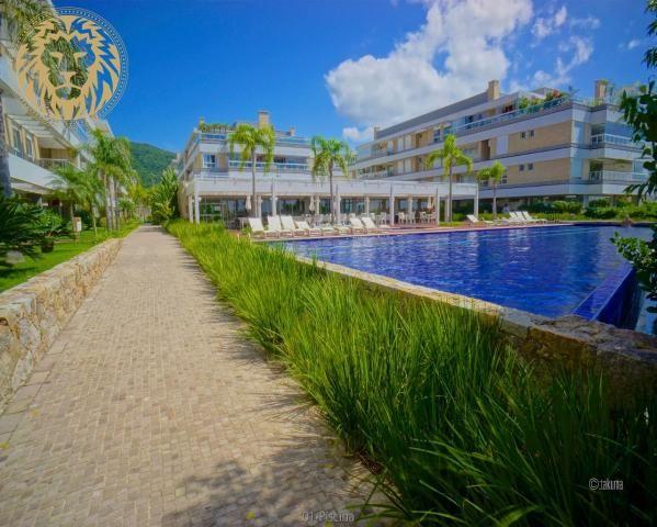 Apartamento 3 dormitórios, vista mar no campeche em florianópolis. - Foto 2