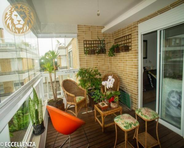 Apartamento 3 dormitórios, vista mar no campeche em florianópolis.