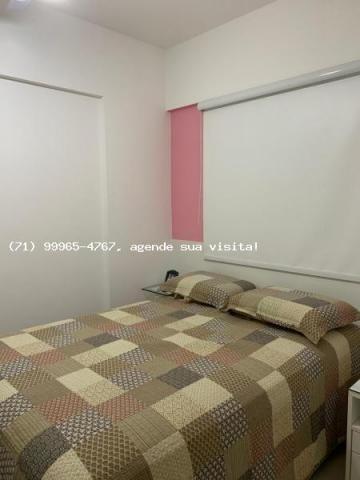 Apartamento para venda em salvador, armação, 3 dormitórios, 1 suíte, 3 banheiros, 2 vagas - Foto 8