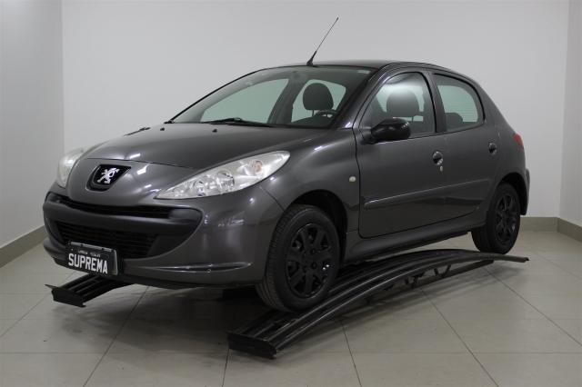 PEUGEOT 207 2009/2010 1.4 XR 8V FLEX 4P MANUAL - Foto 4