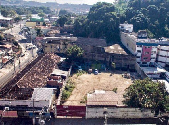 Terreno para alugar, 1200 m² - Barreto - Niterói/RJ - Foto 4