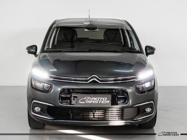 Citroën C4 Picasso Intensive 1.6 Turbo 16V Aut. - Cinza - 2018 - Foto 3