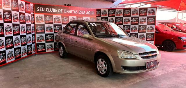 Chevrolet Classic 1.0 LS 4P Completo *Financiamos a Diferença* Breno * - Foto 3