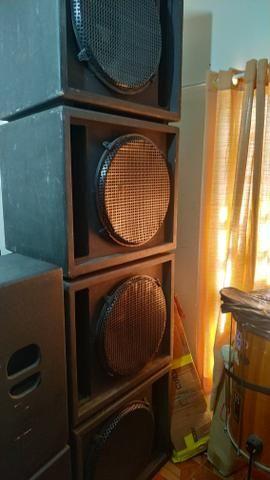Aparelhagem de som profissional - Foto 6