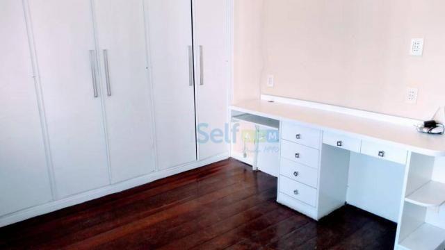 Apartamento com 3 dormitórios para alugar, 105m² - Icaraí - Niterói/RJ - Foto 15