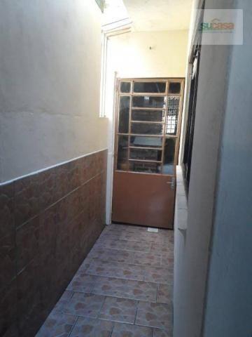 Casa com 3 dormitórios para alugar, 1 m² por R$ 1.150/mês - Fragata - Pelotas/RS - Foto 6
