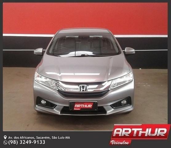 Honda City EX 1.5 CVT R$ 53.000,00 Arthur Veículos - Foto 9