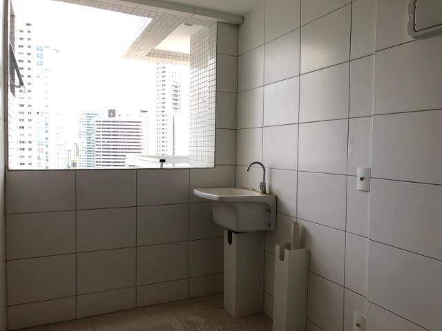 Apartamento com 175 m² sendo 4 suítes no Altiplano Cabo Branco ? João Pessoa - Foto 9