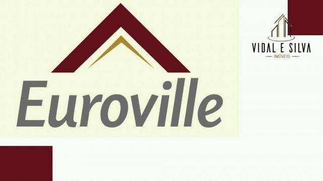 Condomínio euroville, terrenos, lotes residenciais, 160m² à 365m² - centro - ananindeua/pa - Foto 12