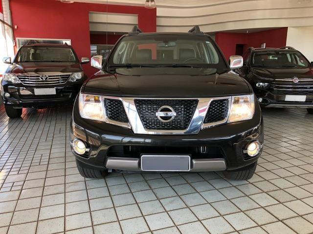 Nissan Frontier SL 2.5TD_AUT._4X4_ExtrANovA_LacradAOriginaL_RevisadA_Placa A_ - Foto 17