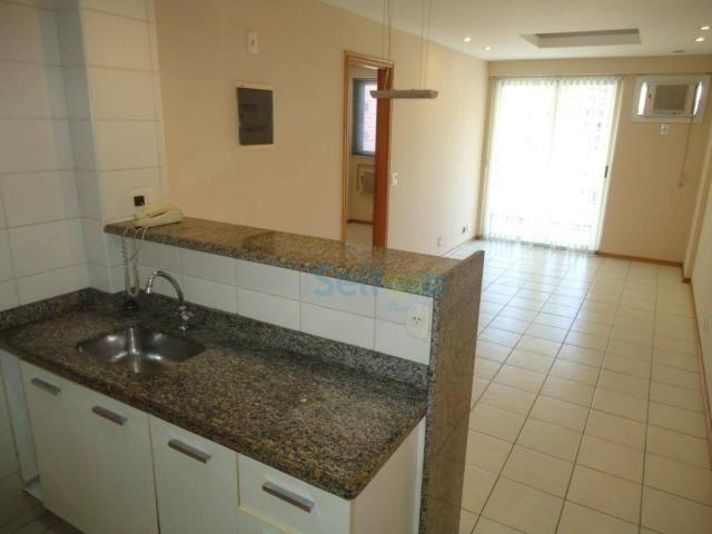 Apartamento com 1 quarto para alugar, 47 m² - icaraí - niterói/rj - Foto 16