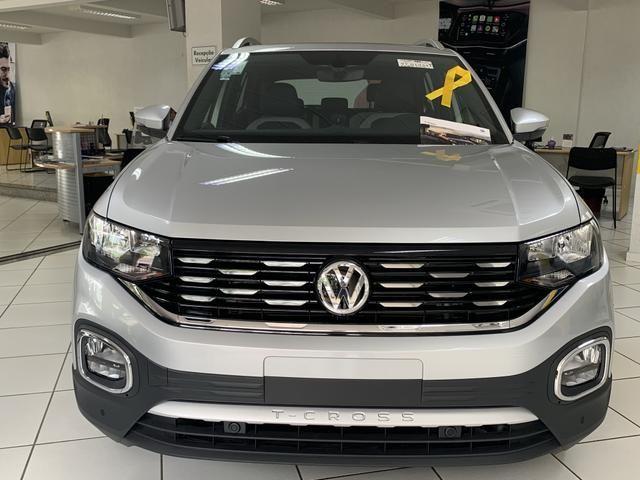 Somaco VW - T-Cross Lançamento Top Da VW Versoes Tsi. Comfor. e High 1.4 Tsi 150 cv