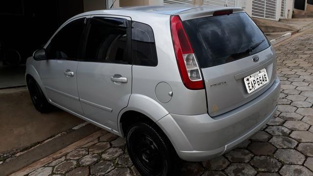 Ford Fiesta 1.6 flex 2008