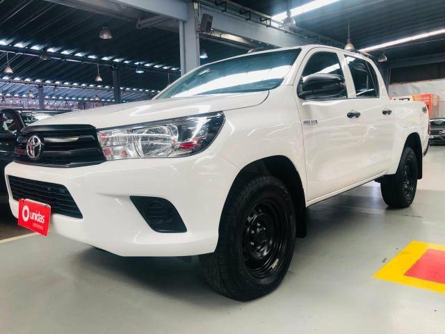 Toyota hilux sr diesel 4x4 mecanica 2018 2019 - Foto 9