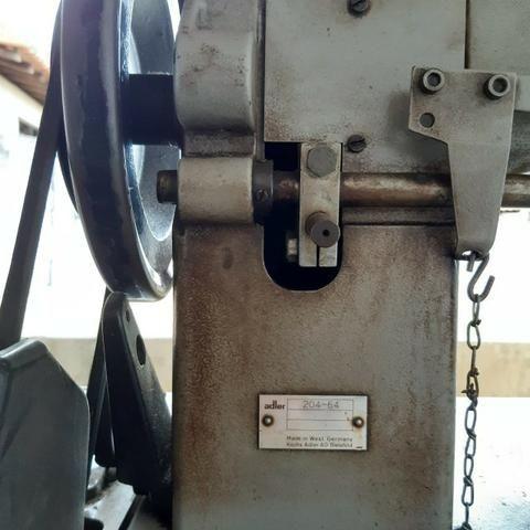 Maquina de costura Adler para Selaria - Foto 6