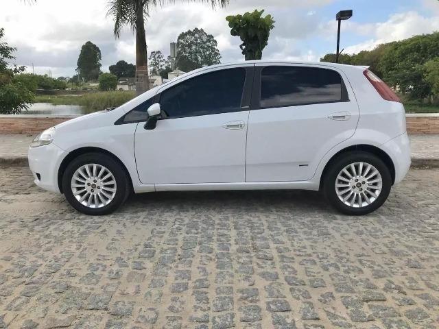 Fiat Punto 1.4 Elx Flex - 2010 - Foto 11