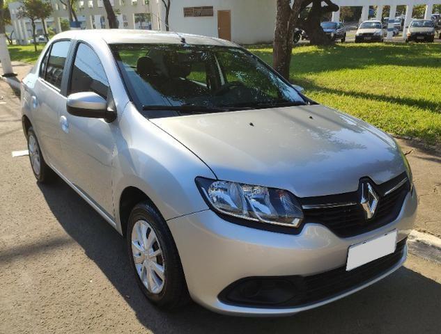 Renault Logan Expression Hi-Flex 8V 1.6