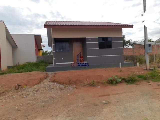 Casa à venda, 56 m² por R$ 120.000 - Copas Verdes - Ji-Paraná/RO