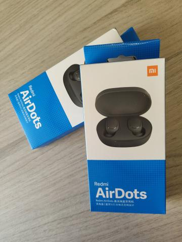 Fone sem fio Bluetooth Xiaomi Redmi AirDots - Foto 4