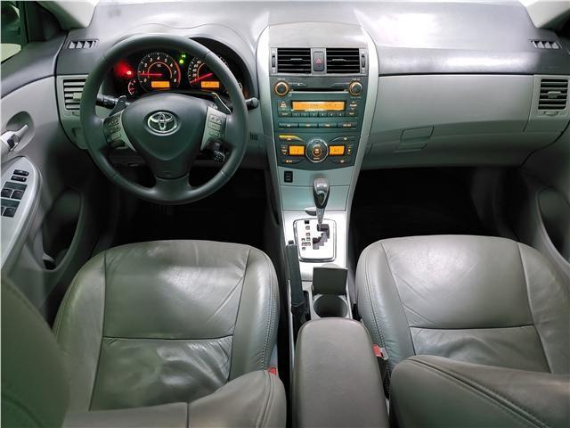 Toyota Corolla XEI Automático 2013. GNV 5° Geração - Foto 11