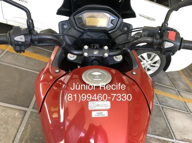Honda CB-500x com abs - Foto 3