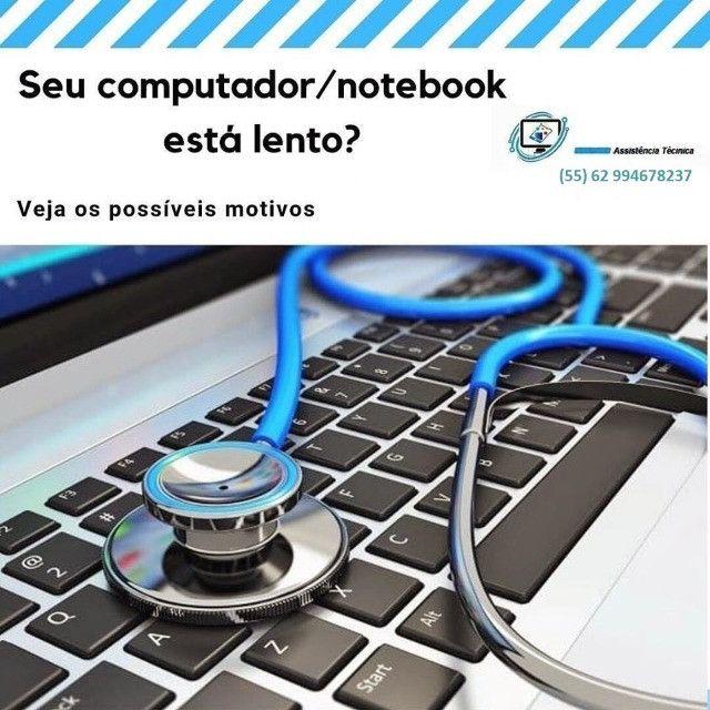 Assistência Técnica em Smartphones e Notebooks - Foto 3