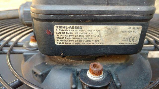 Ventilador Axial ziehl abegg  - made germany - Foto 5