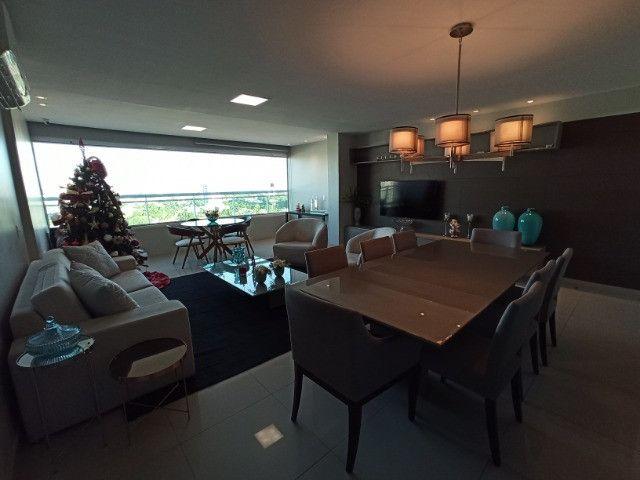 Apartamento 141m² no Horto Florestal, 4 suítes, Lazer MKT54828 - Foto 3