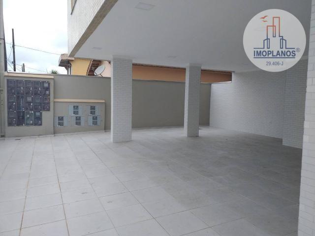 Casa com 2 dormitórios à venda, 59 m² por R$ 230.000,00 - Mirim - Praia Grande/SP - Foto 3
