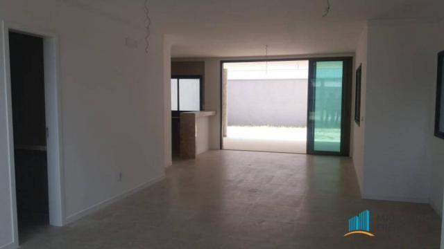 Casa com 3 dormitórios para alugar, 236 m² por R$ 3.609,00/mês - Centro - Eusébio/CE - Foto 4