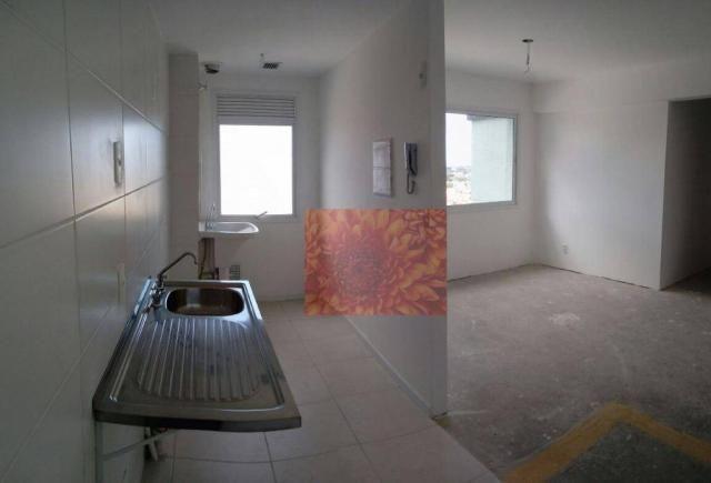 Apartamento com 3 dormitórios à venda, 61 m² por R$ 350.000,00 - Areal - Pelotas/RS