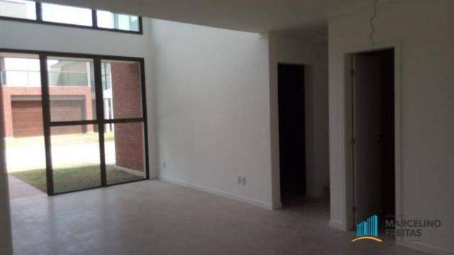 Casa com 3 dormitórios para alugar, 236 m² por R$ 3.609,00/mês - Centro - Eusébio/CE - Foto 15