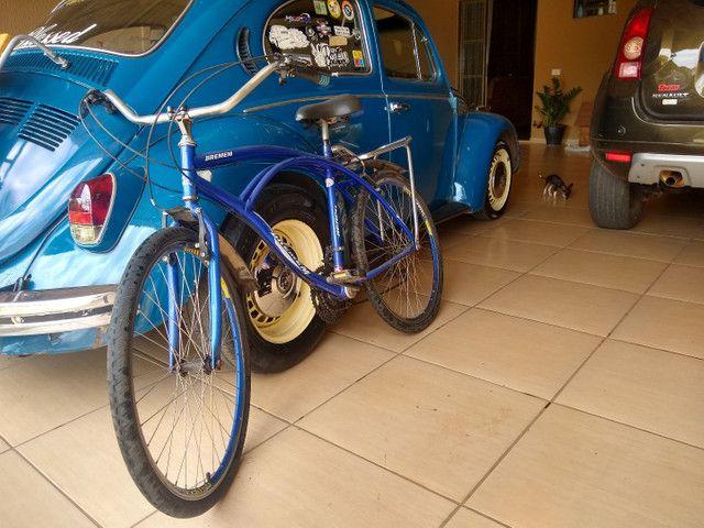 Vendo está bicicleta - Foto 4
