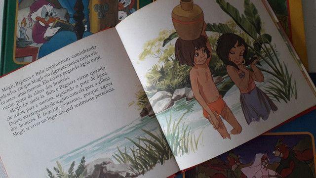 Coleção Livros infantis Classicos Disney, ed Nova Cultural. 1986. Usado - Foto 4