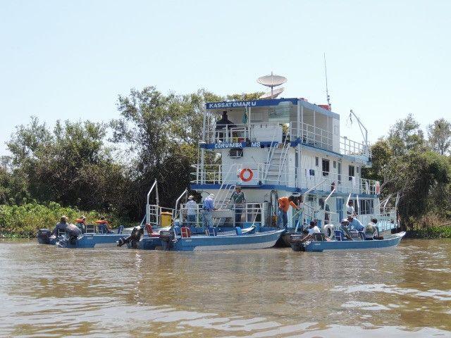 Barco Hotel - vendo ou troco - Foto 2