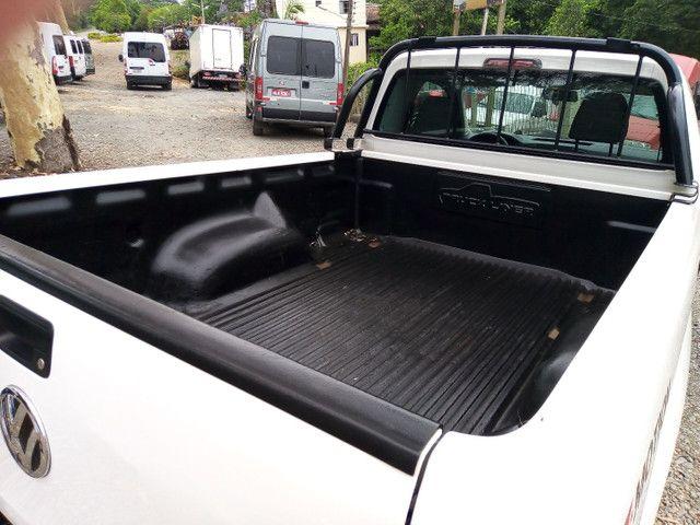VW Amarok 4x4 Cabine Simples Completa - Foto 7