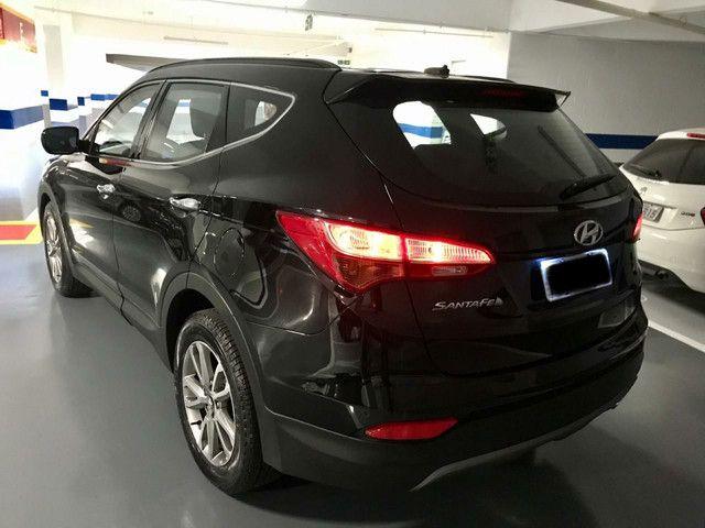 Santa Fé Hyundai Blindado 2014 - Foto 3