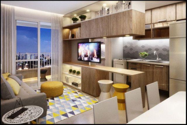 Osasco Bela Vista 56 metros 2 Dormitórios Suíte Varanda Gourmet 1 vaga Pronto para Morar