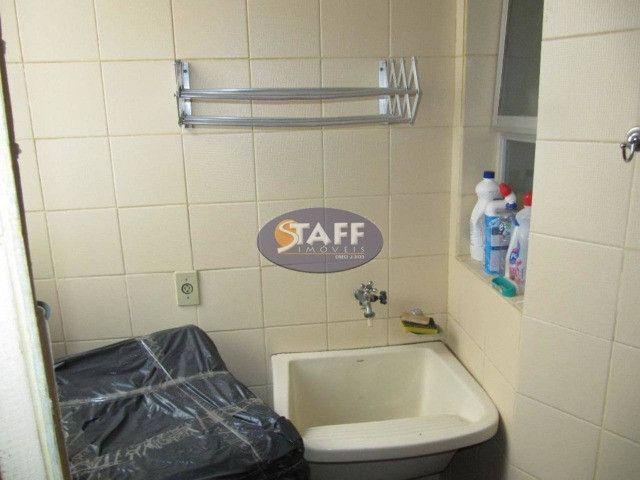 AZ-Apartamento com 3 quartos, 93 m², aluguel por R$ 2.800/mês-Centro-Cabo frio/RJ(AP0651) - Foto 12