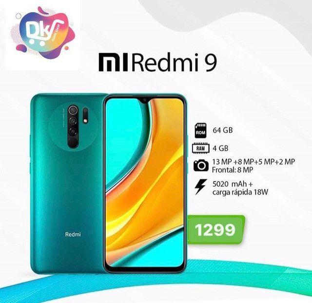 Xiaomi Redmi 9 64GB em 12x 119$ no Cartão - Foto 4