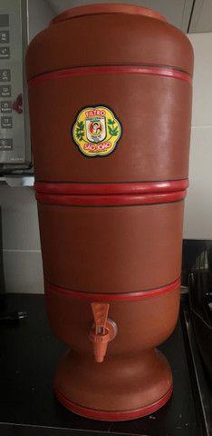 Filtro Barro São João 6 litros seminovo! Canasvieiras