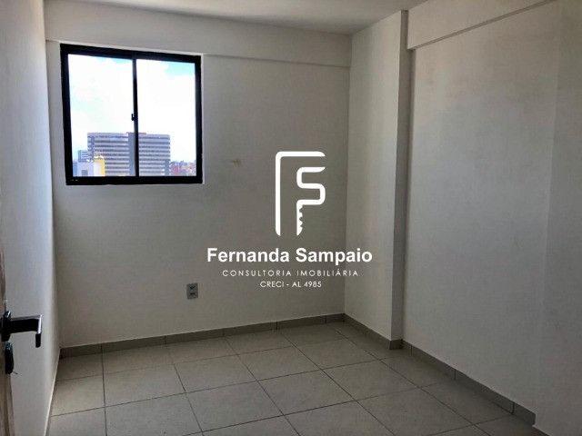 Venda Apartamento 3 Quartos Completo de móveis fixos em Maceió - Foto 12