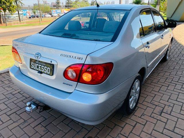 Toyota / Corolla Xei 1.8 Automático (Completo) - Foto 3