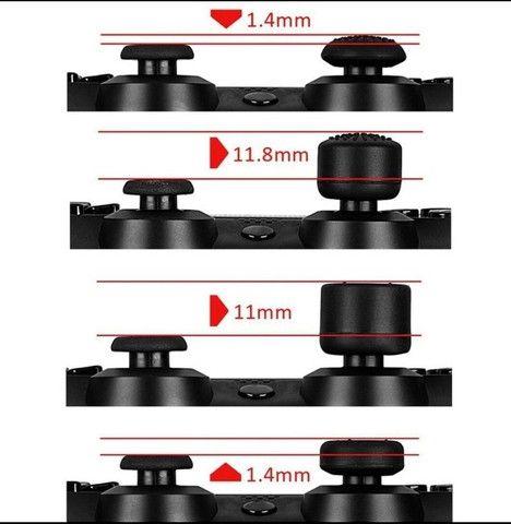 Kit 8 Grip Controll Freek Para Vídeo Gama - Foto 2